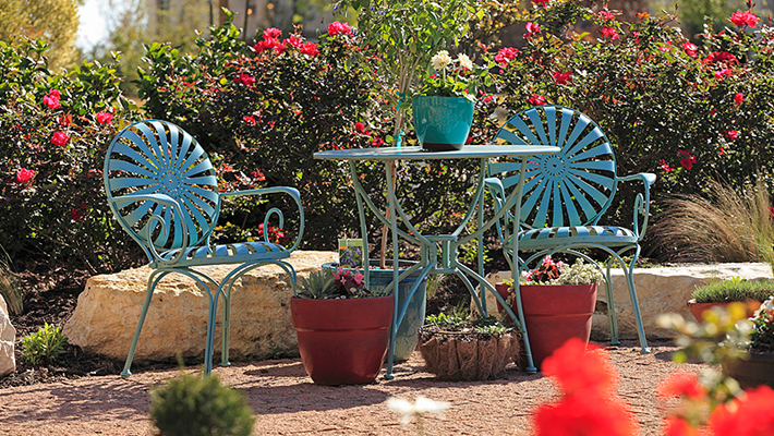Ordinaire The Garden Center Participates In The SAWS WaterSaver Landscape Coupon  Program! Get A $100 Certificate From SAWS When You Agree To Remove A  Portion Of Your ...